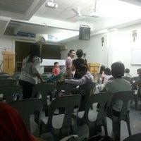 Photo taken at Chapel of Kristus Aman by MaryAnn T. on 11/20/2012