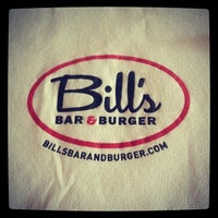 Photo taken at Bill's Bar & Burger by Rochelle M. on 5/1/2013