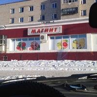 """Photo taken at """"Магнит"""" by RinaBlahBlah on 12/29/2013"""