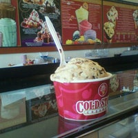 Photo taken at Cold Stone Creamery by Leanne K. on 10/1/2012