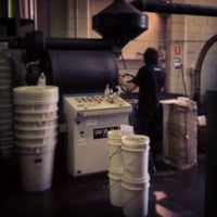 Photo taken at Di Bella Coffee HQ by Heng Pho Y. on 11/30/2012