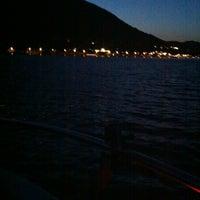 Photo taken at Aegean Sea by Volkan on 6/19/2013