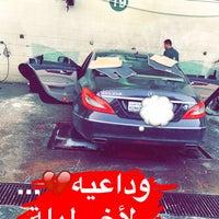 Photo taken at محطة الدبوس لغسيل السيارات by oof on 12/4/2016