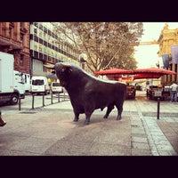 Photo taken at Bull + Bear by Daniel Z. on 11/6/2012