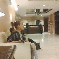 Photo taken at Glassio Hotel - Jakarta by Cuchan L. on 10/29/2013