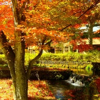 Photo taken at Hoshinoya Karuizawa by fulxus on 11/3/2012