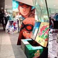 Photo taken at COMME des GARÇONS 青山店 by fulxus on 10/17/2013