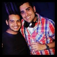 Photo taken at Glow Lounge by Raphael C. on 10/19/2012