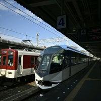 Photo taken at Kashikojima Station by Eldream on 2/28/2017