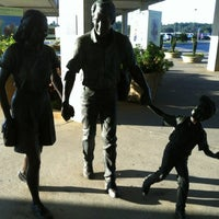 Photo taken at Mobile Regional Airport by Anna M. on 10/10/2012