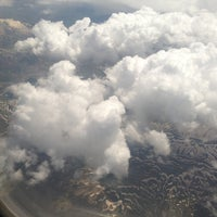 Photo taken at Van Ferit Melen Airport (VAN) by Serdar on 5/5/2013