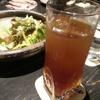 Photo taken at くいもの屋 わん 辻堂店 by ☆saorin☆ on 1/2/2013