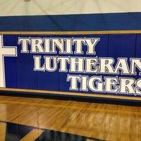 Photo taken at Trinity Lutheran School by Heather B. on 9/29/2012