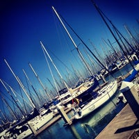 Photo taken at South Beach Marina by Candice J. on 6/12/2013