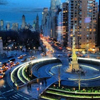 Photo prise au Columbus Circle par Rahul S. le3/26/2013