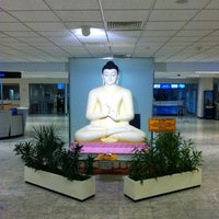 Photo taken at Bandaranaike International Airport (CMB) by Mohamed on 3/2/2013