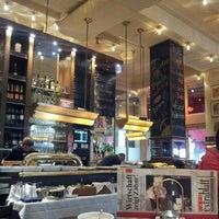 Photo taken at Café Extrablatt by Sepuş on 10/9/2013