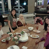 Photo taken at Rasane Seafood & Ikan Bakar by Raden N. on 2/9/2014