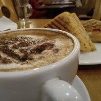 Photo taken at Costa Coffee by Himanshu K. on 10/22/2013