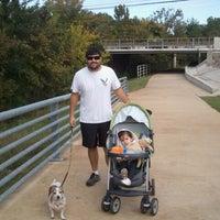 รูปภาพถ่ายที่ Terry Hershey Park โดย Nicolas C. เมื่อ 11/4/2012