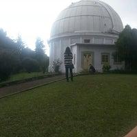 Photo taken at Observatorium Bosscha by Deyce P. on 2/27/2016
