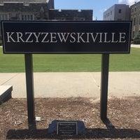 Photo taken at Krzyzewskiville by Derek H. on 7/23/2016