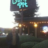 Photo taken at Burger Pit by John K. on 11/23/2011