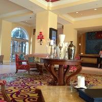 Photo taken at Renaissance Tampa International Plaza Hotel by cdubtpa on 1/14/2013