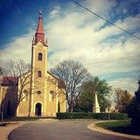 Photo taken at Vép by Szilvia B. on 4/24/2015