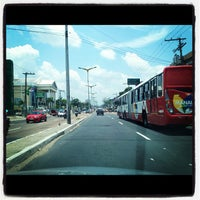 Photo taken at Avenida Constantino Nery by Euller on 10/5/2012