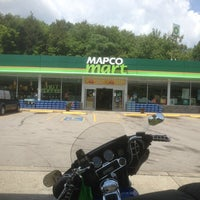 Photo taken at MAPCO Mart by Hugh on 6/27/2013