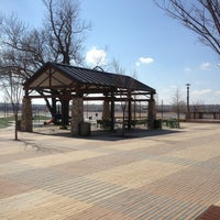 Photo taken at River Parks-41st Street Plaza by Hugh on 2/27/2013