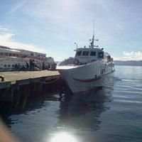 Photo taken at Pelabuhan Tulehu by Sammy S. on 5/20/2013