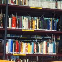 Photo taken at Biblioteca E.T.S.I Agrónomos by Nuria A. on 1/22/2014