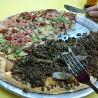 Photo taken at Peter's Pizza by Denisse C. on 3/14/2013