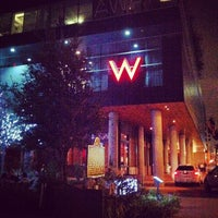 Photo taken at W Austin by John N. on 12/10/2012