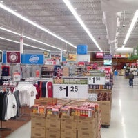 Photo taken at Walmart Supercenter by Farhan R. on 2/2/2013