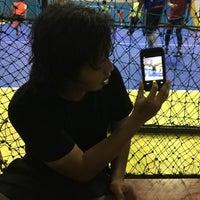 Photo taken at Futsal 35 by Tirmizi M. on 10/31/2016