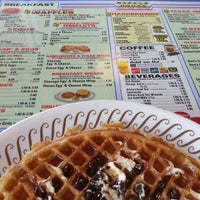 Photo taken at Waffle House by Rob S. on 6/14/2013