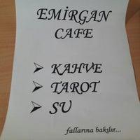 Photo taken at Cafe Emirgan by Kutay T. on 6/24/2014