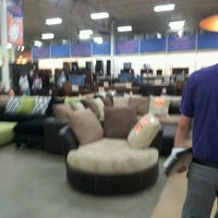 Photo taken at Weekends Only Furniture Outlet by Corey L. on 10/27/2012