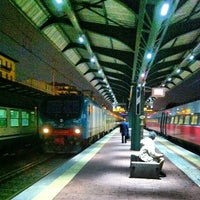 Photo taken at Firenze Campo di Marte Railway Station (FIR) by andtrap on 11/4/2012