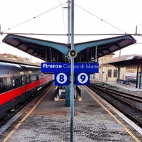 Photo taken at Firenze Campo di Marte Railway Station (FIR) by andtrap on 2/3/2013