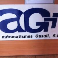 Photo taken at Automatismos Gasull SL by Jordi G. on 7/30/2013
