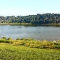 Photo taken at Lake Springdale by Alexiz Frank J. on 7/13/2014