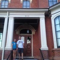Photo taken at General Dodge House by Jennifer on 7/6/2014