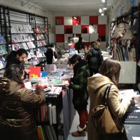 Photo taken at Artazart Design Bookstore by Софья on 12/2/2012