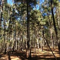 Photo taken at Parque Ecoturístico Rancho Nuevo by Claudia C. on 1/20/2013