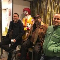 Photo taken at McDonald's by Tolga S. on 11/16/2017