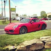 Photo taken at Armando's Porsche Saab by Adam S. on 5/29/2013